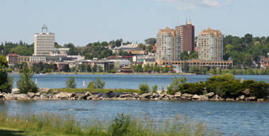 Barrie Water Front